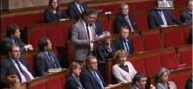 Christophe Cavard question à Manuel Valls
